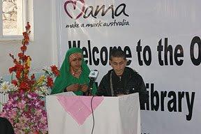 Opening ceremony - November 2011