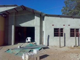 MAMA Resource Centre nears structural completion - April 2011