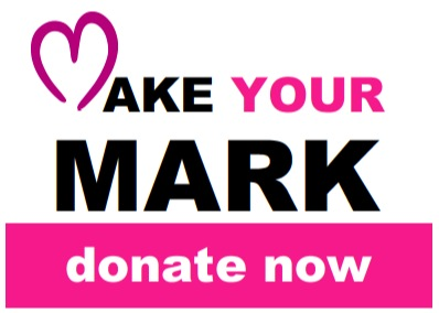 Make your mark - donate now!