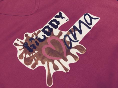 #MuddyMAMA shirt.